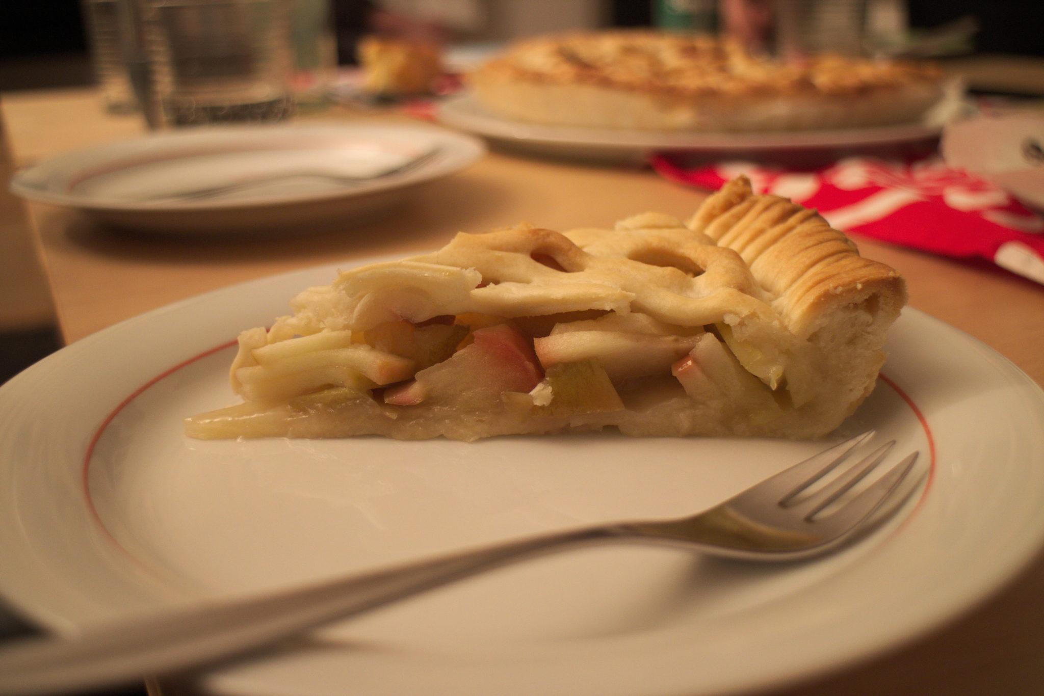 [Rezept] Pecan Pie – Thanksgiving mit Freunden