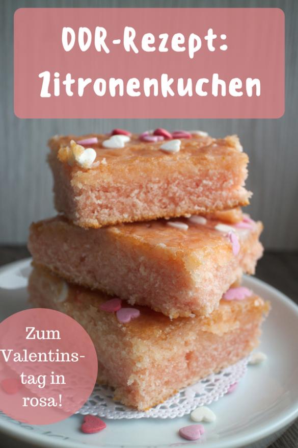 [Rezept] Valentinstag 2015: schnelle Backideen mit Liebe