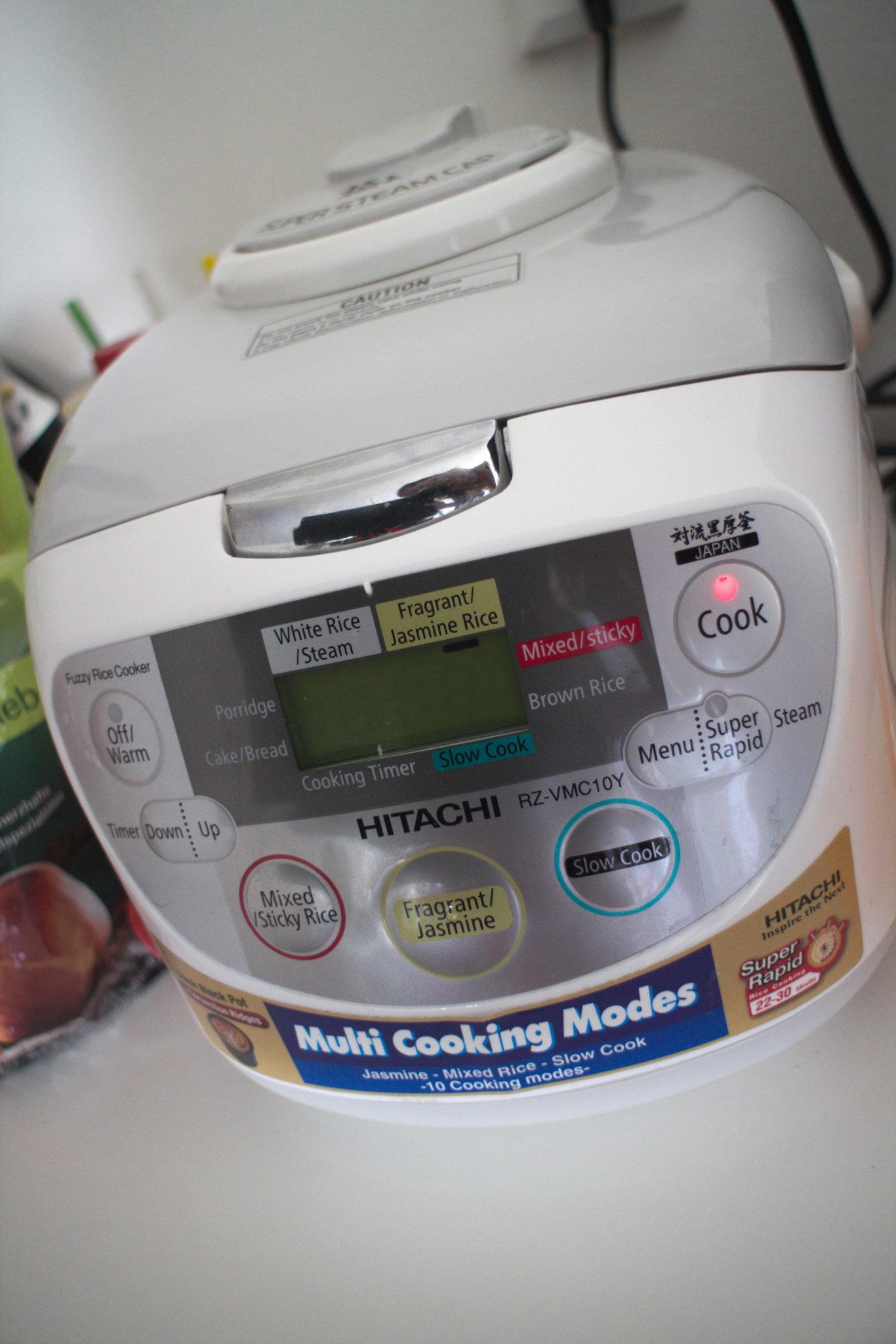 [Rezept] Japanischer Curry Reis