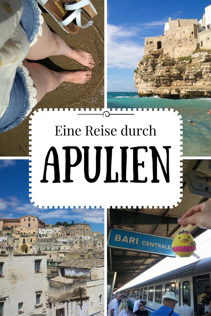 Eine Reise durch Apulien: #TeamBari
