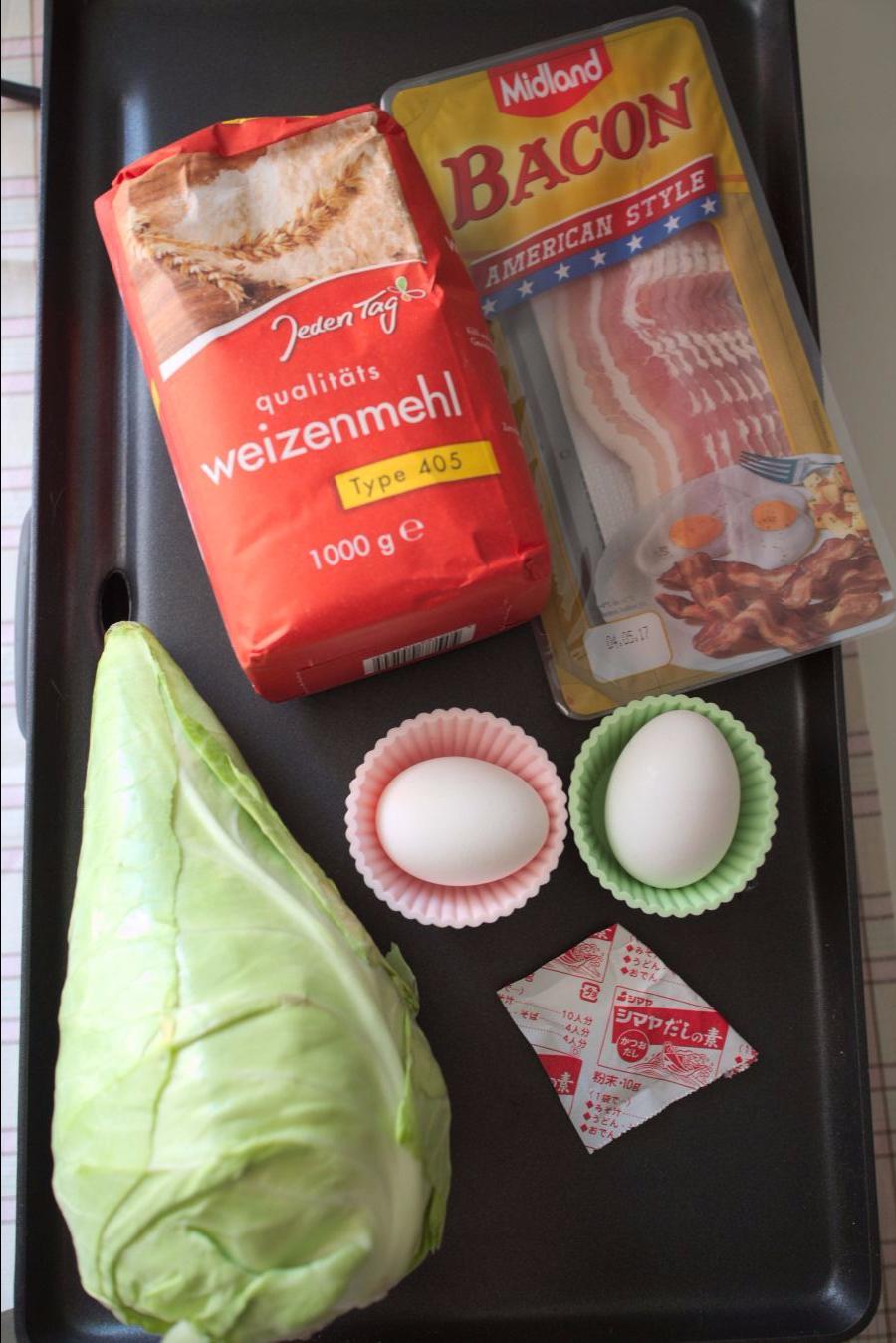 [Rezept] Okonomiyaki