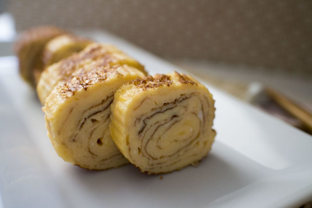 Tamagoyaki Rezept