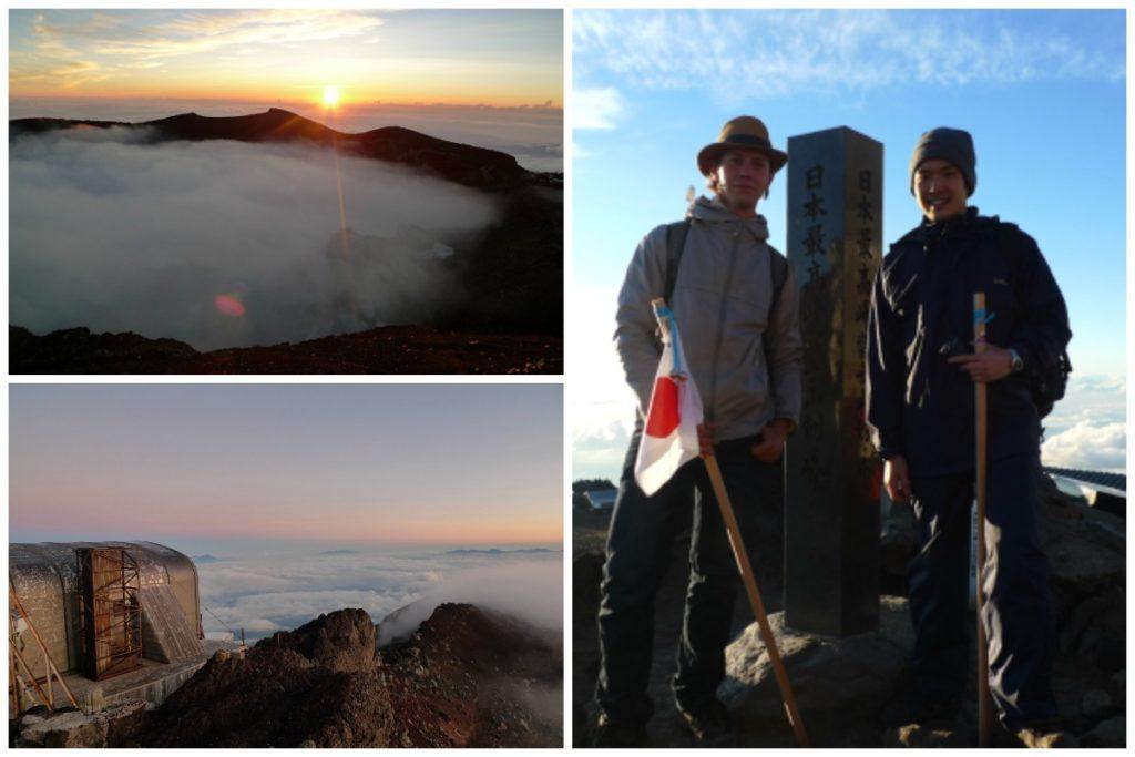 Reisezeit Japan: Rauf auf den Fuji