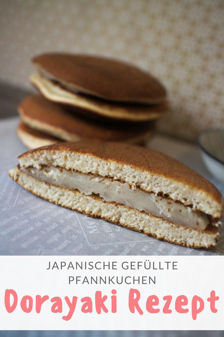 Dorayaki_Rezept_japanische Pfannkuchen