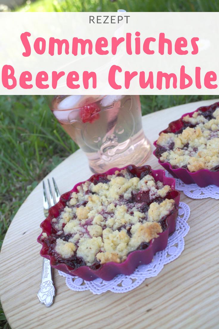 [Rezept] Beeren-Crumble