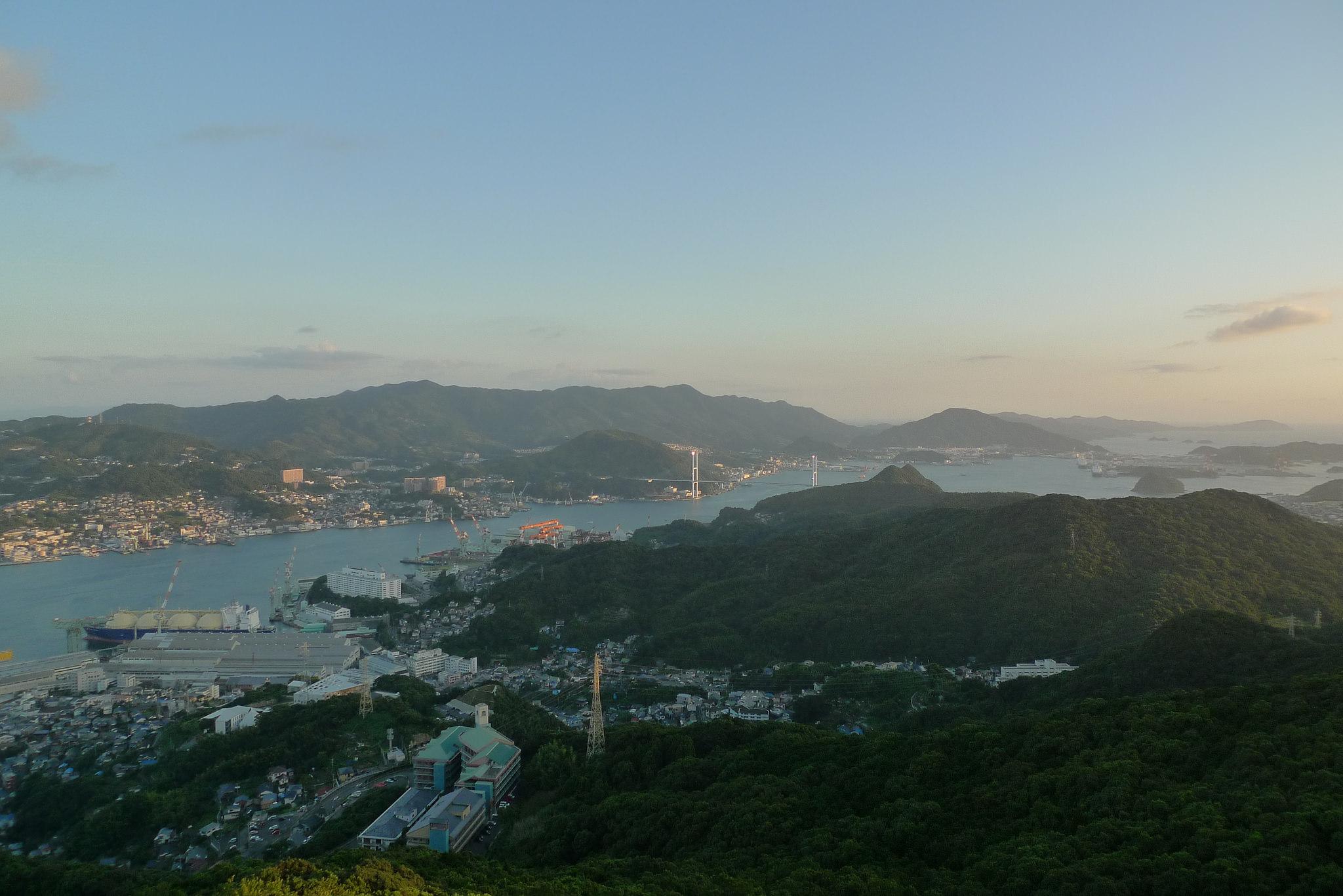 Nagasaki Aussicht 3