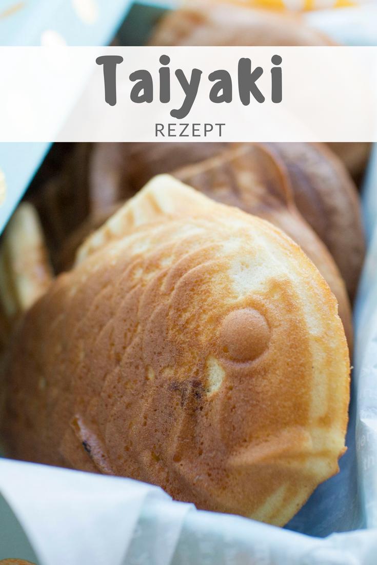 [Rezept] Taiyaki – gefüllte Waffeln in Fischform in verschiedenen Variationen