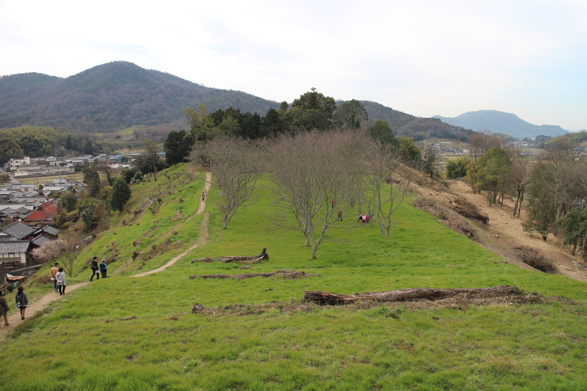 [Okayama] Fahrrad Tour in der Kibi-Ebene (17 km)