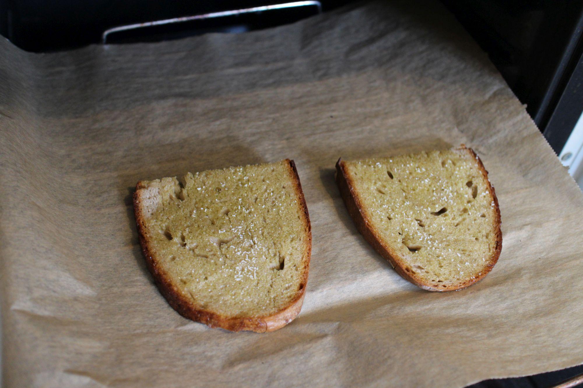 [Rezept] Bruschetta mit Spiegelei zum Frühstück