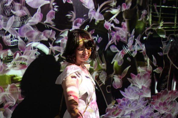 """5 Gründe, warum sich das """"MORI Building Digital Art Museum"""" in Tokyo lohnt!"""