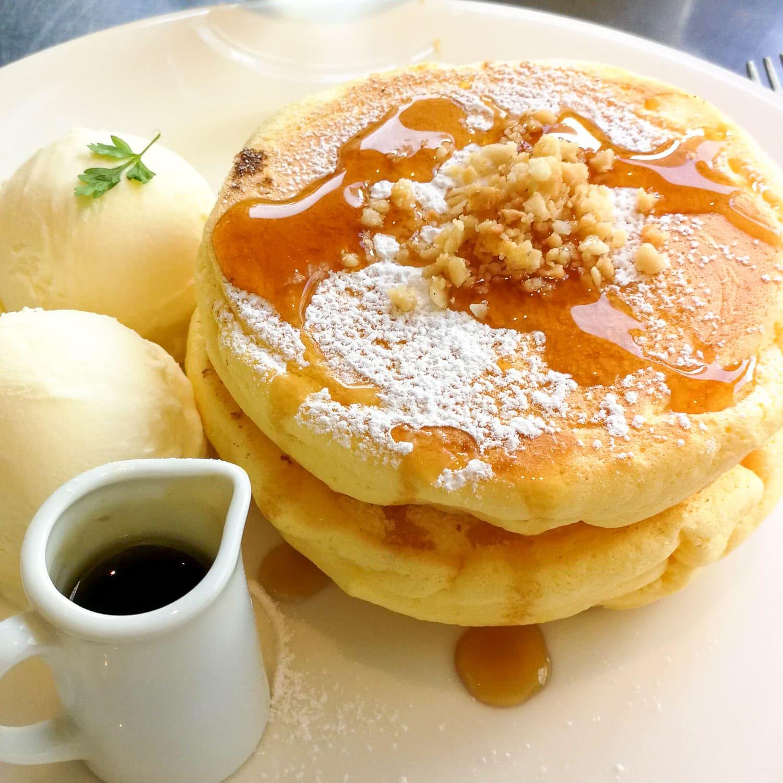 japansiche Pfannkuchen