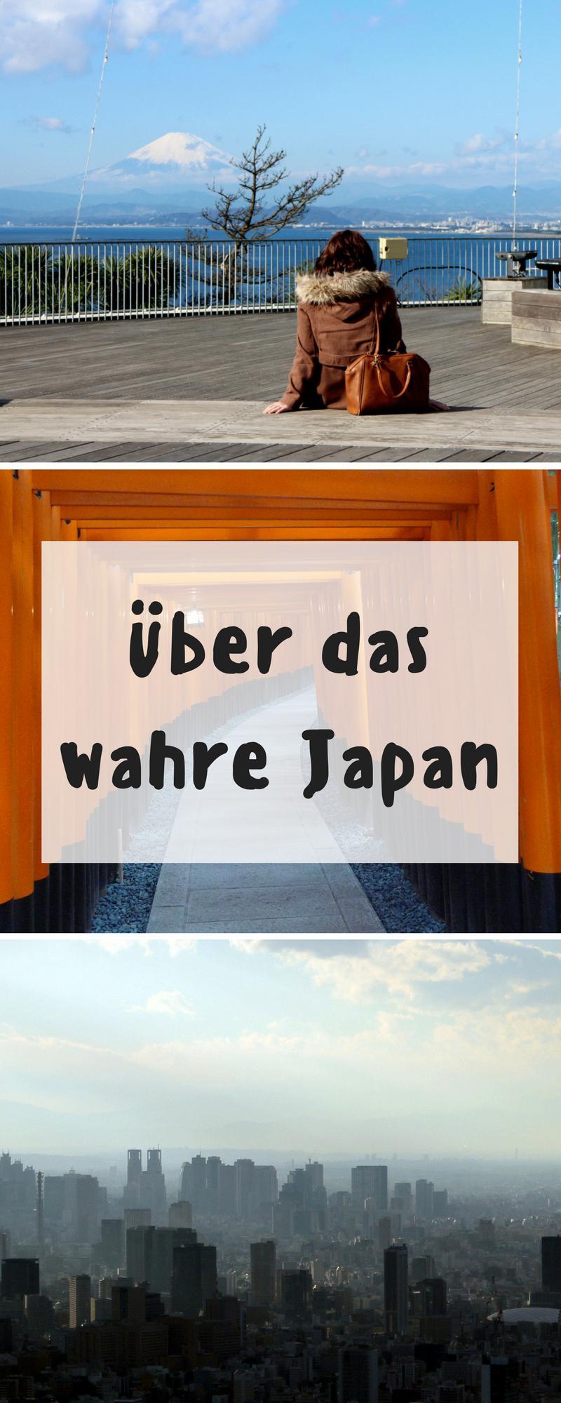 Über das wahre Japan