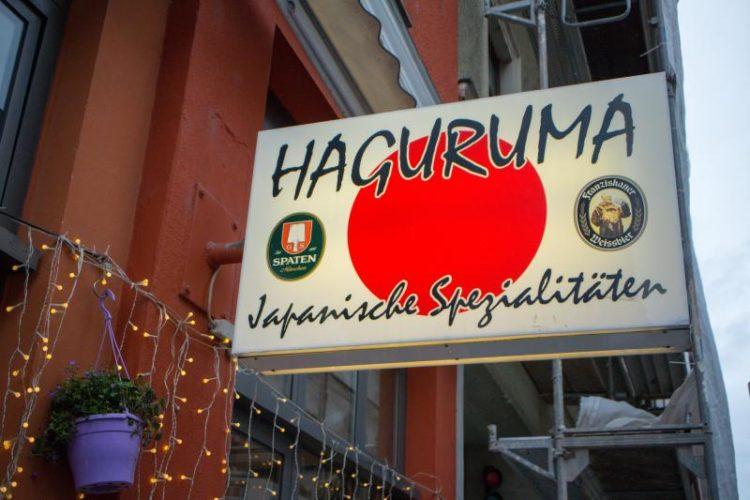 Haguruma - Japanische Spezialitäten in München
