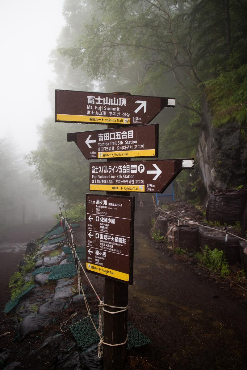 Fuji Aufstieg: ein Wegweiser zum Gipfel