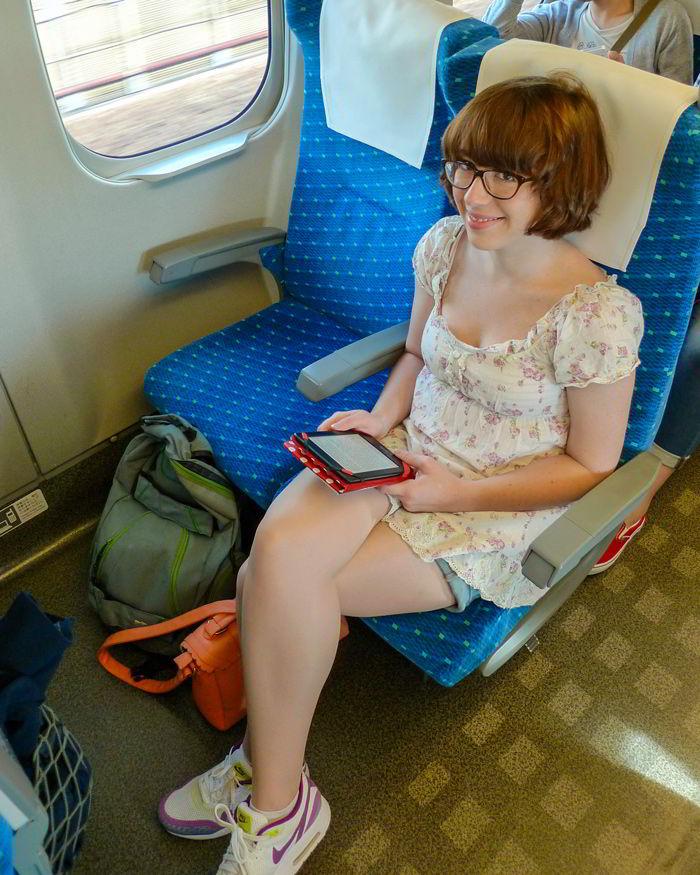 Japan Railpass kostenlose Sitzplatzreservierung