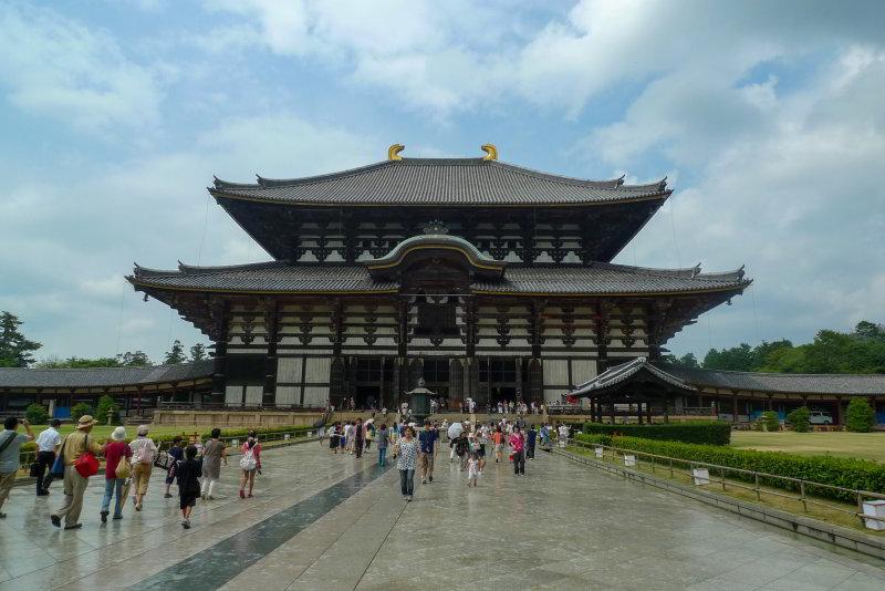 Nara Todaiji größtes Holzgebäude der Welt