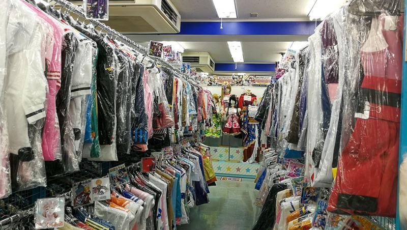 Cosplay Shops Tokyo Ikebukuro: Lashinbang