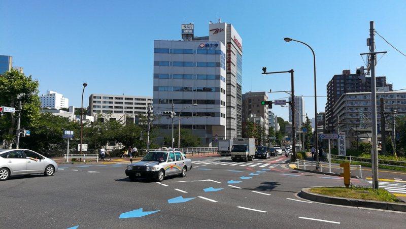 Verkehrsregeln Fahrrad Japan