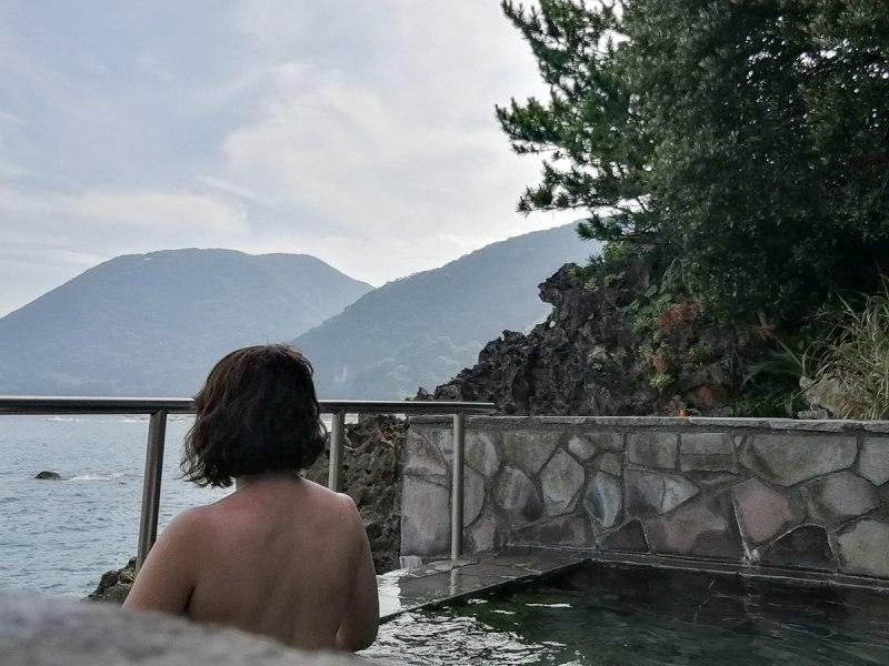 Izu Kawazu: Onsen in Japan am Meer