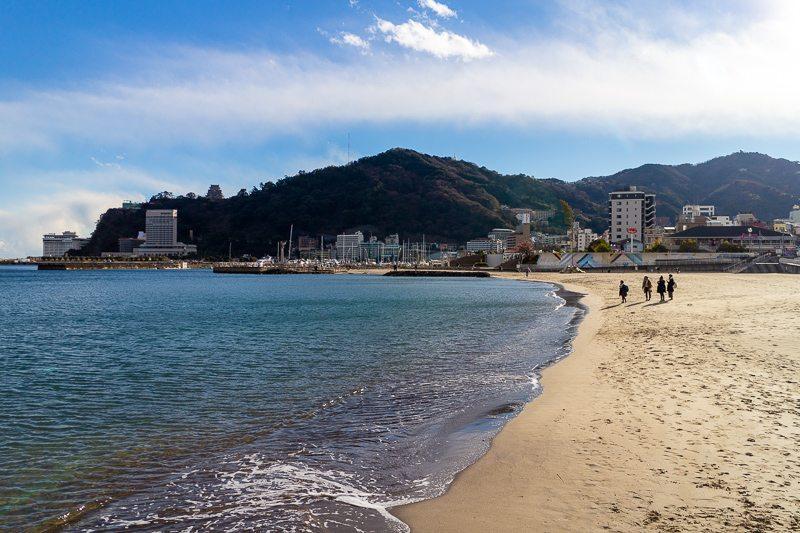 Sun Beach in Atami