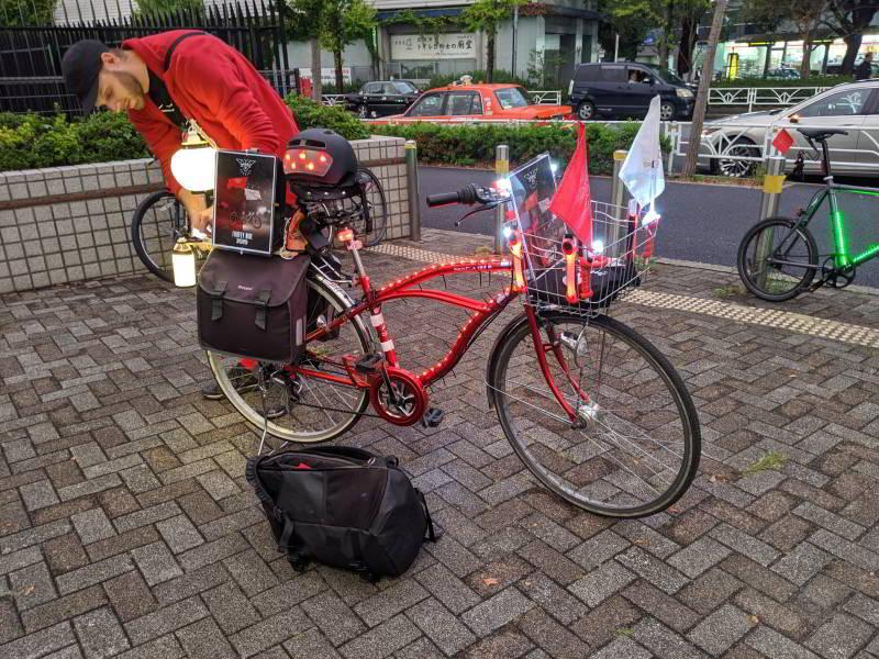 Firefly Ride Tokyo
