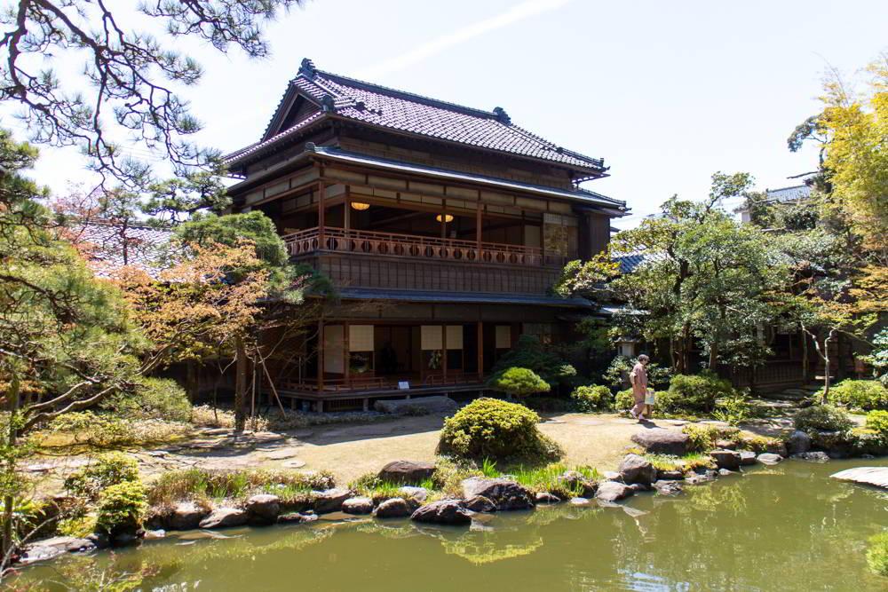 Das Saito-Anwesen in Niigata
