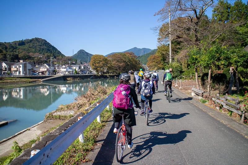 Leihräder in Japan