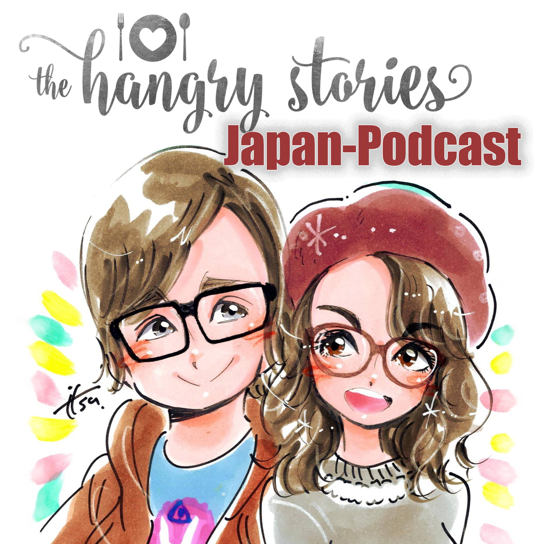 The Hangry Stories Japan-Podcast