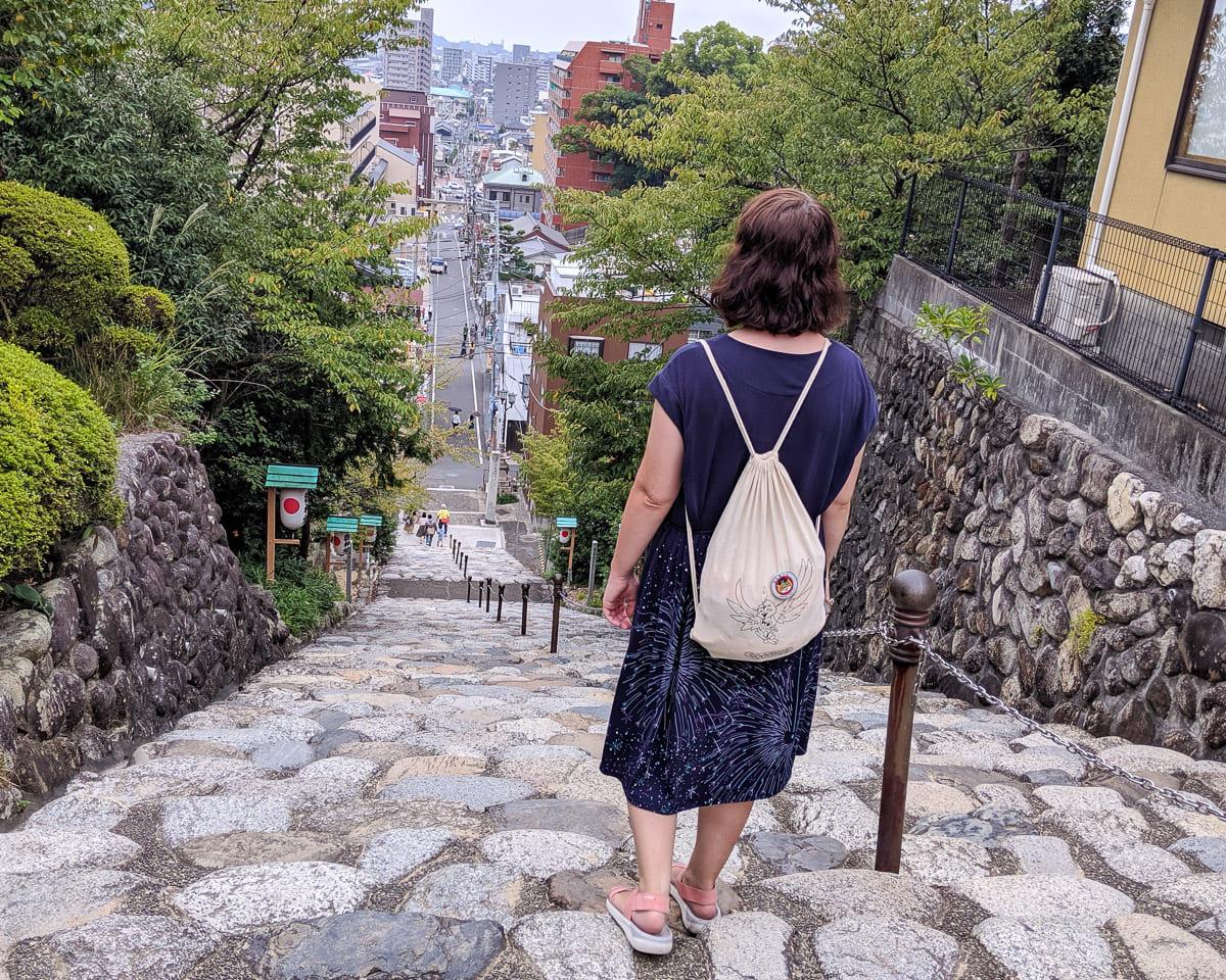 Packliste Radreise Matsuyama Rucksack