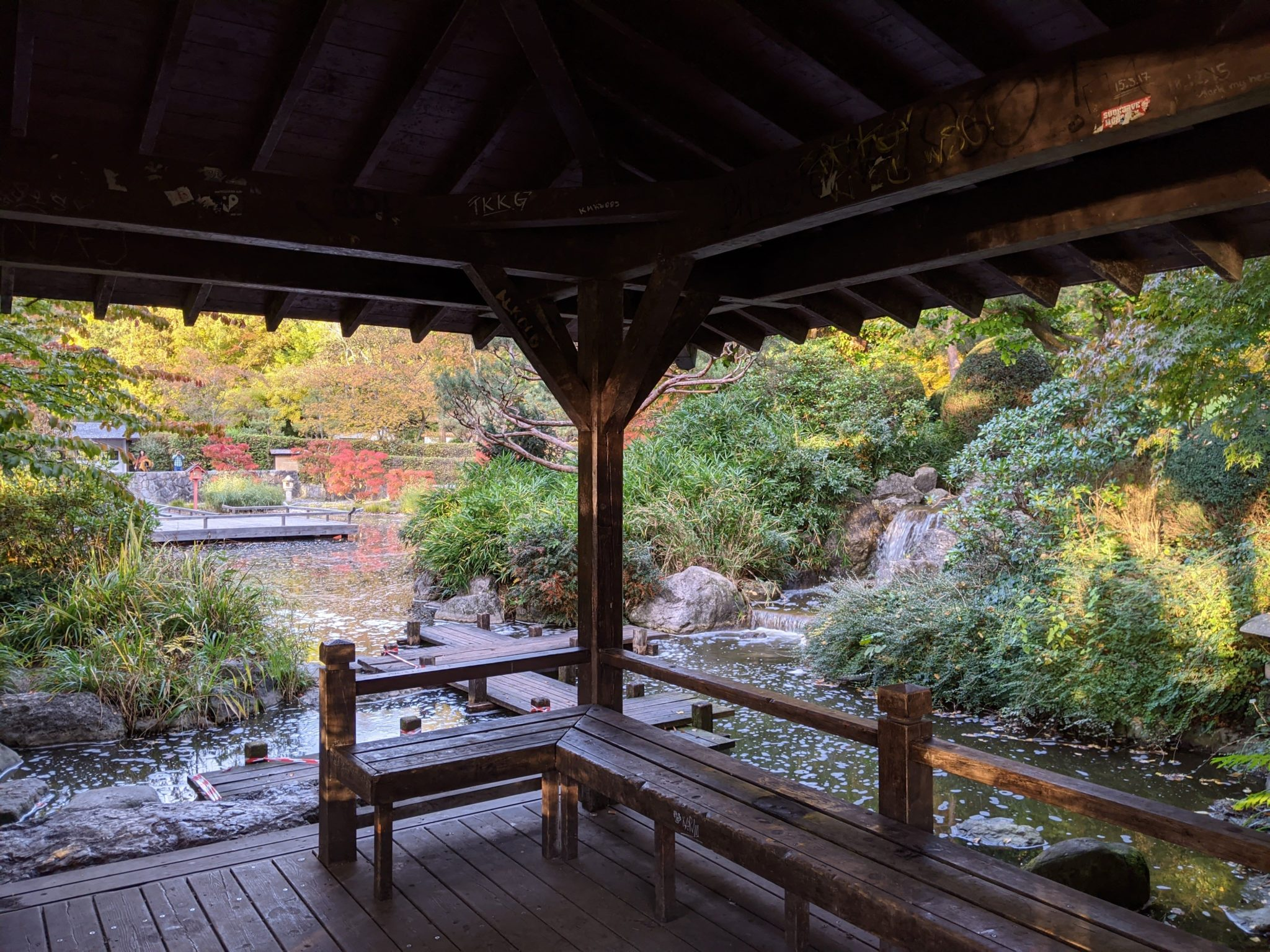 Japanischer Garten Westpark