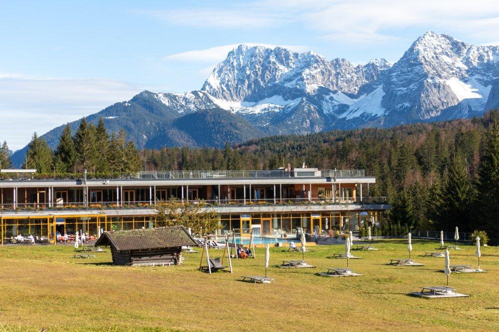 Spa-Bereich im Kranzbach