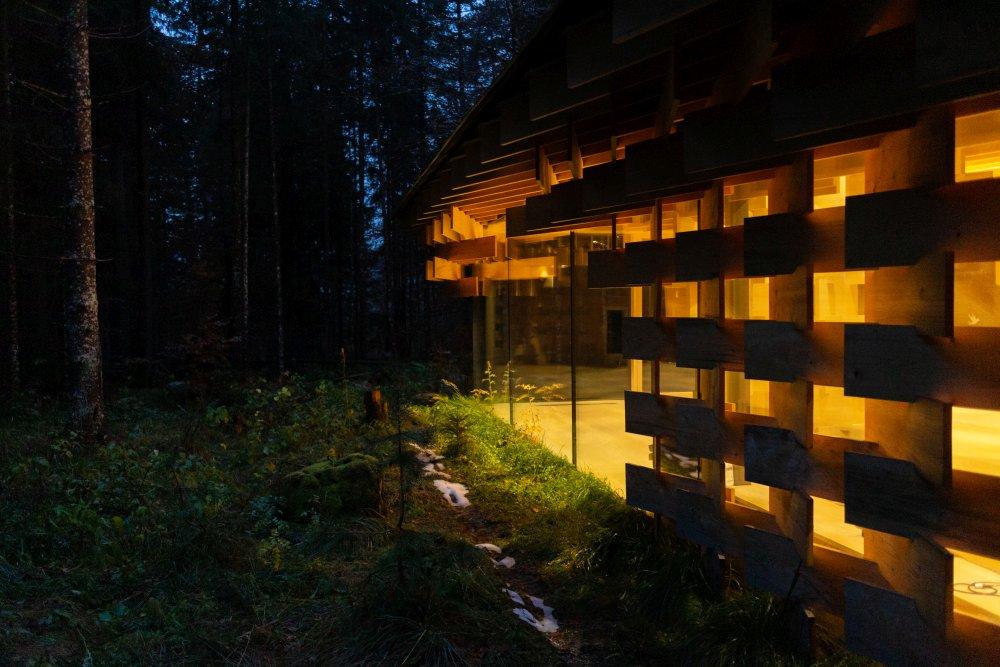 Mediationshaus von Kengo Kuma