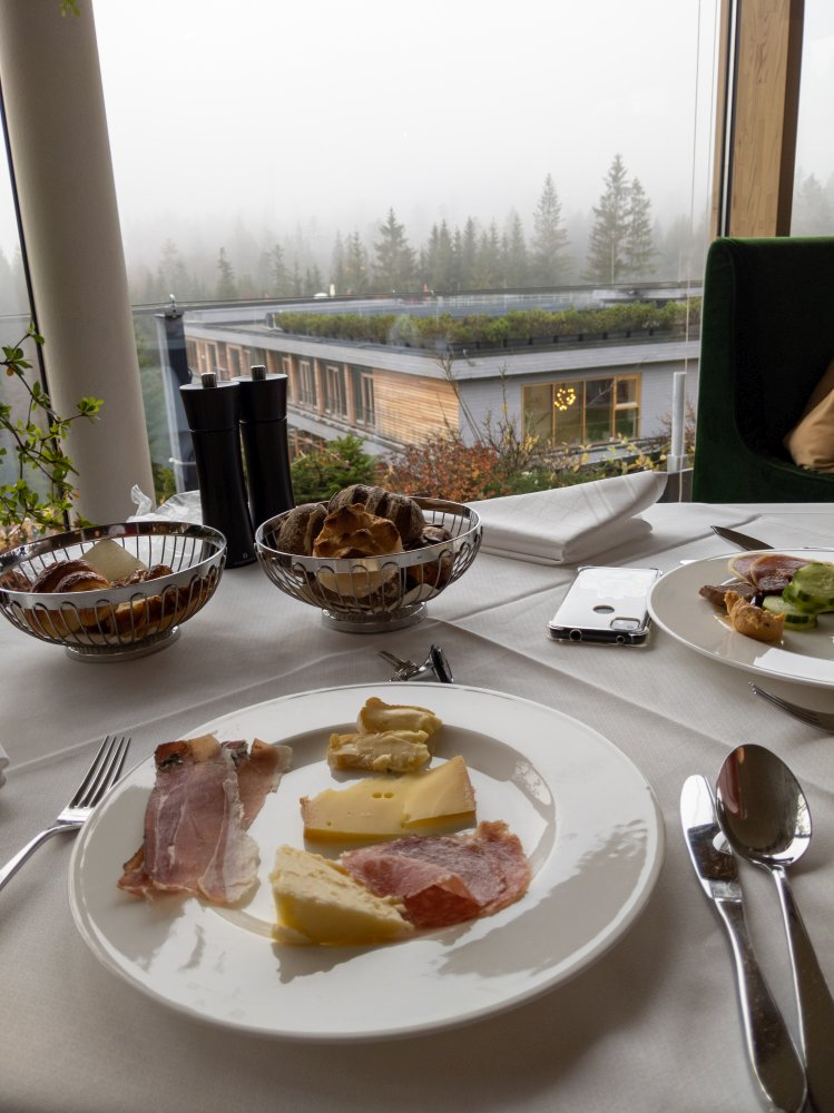 Frühstück im Kranzbach