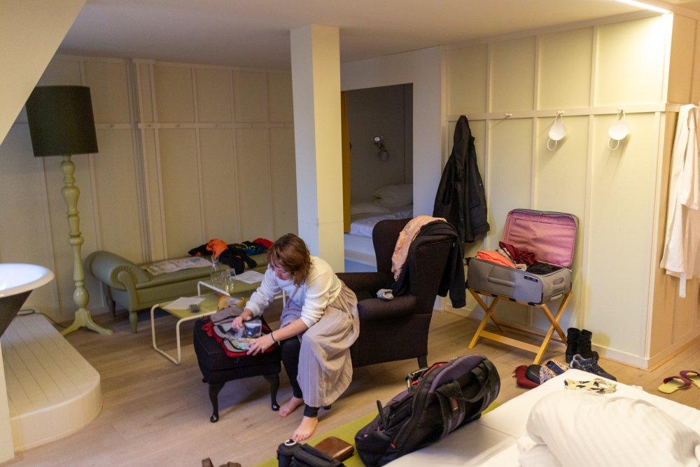 Chaos im Zimmer
