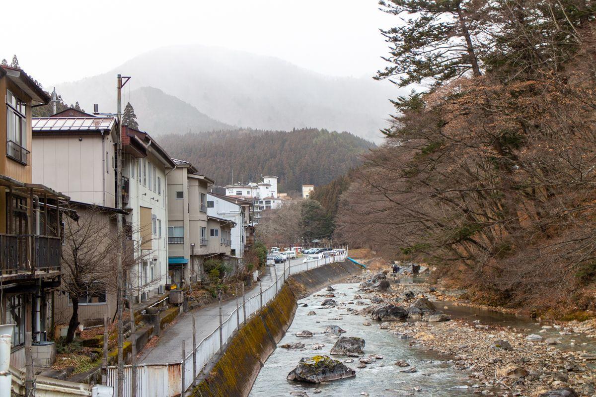 Am Shima-Fluss