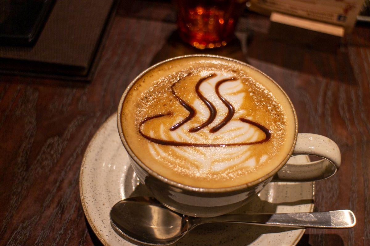 Onsen-Kaffee!