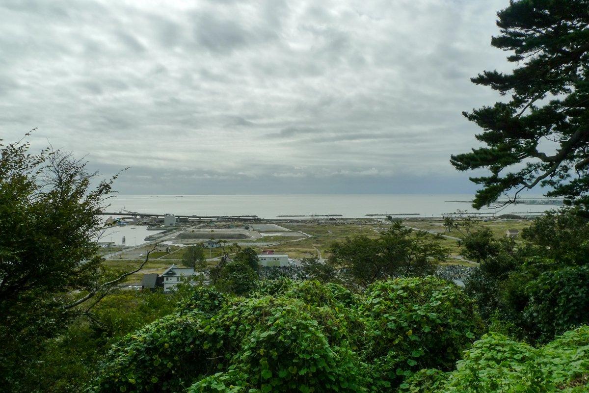 In diesem Gebiet war der Tsunami-Schaden am schlimmsten.