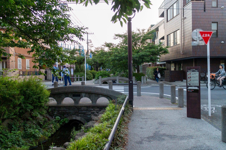 Eine kleine Oase des Grünen gibt es ganz im Süden von Shimokita.