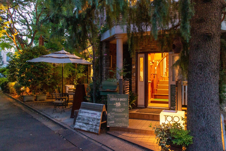 Der Ort selbst ist schon einen Besuch wert. Grün, Bäume, ein ansprechendes Haus.